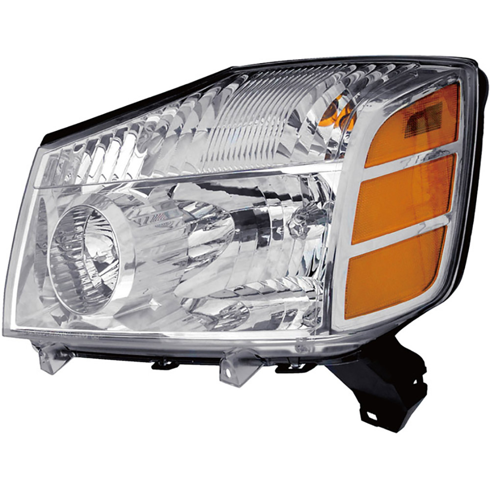 Nissan Armada                         Headlight AssemblyHeadlight Assembly