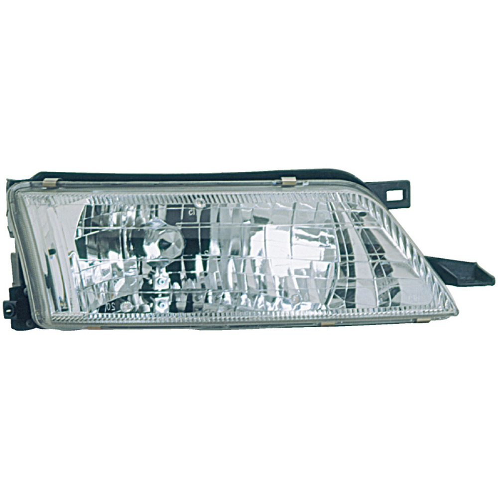 1998 nissan maxima headlight assembly from car parts. Black Bedroom Furniture Sets. Home Design Ideas
