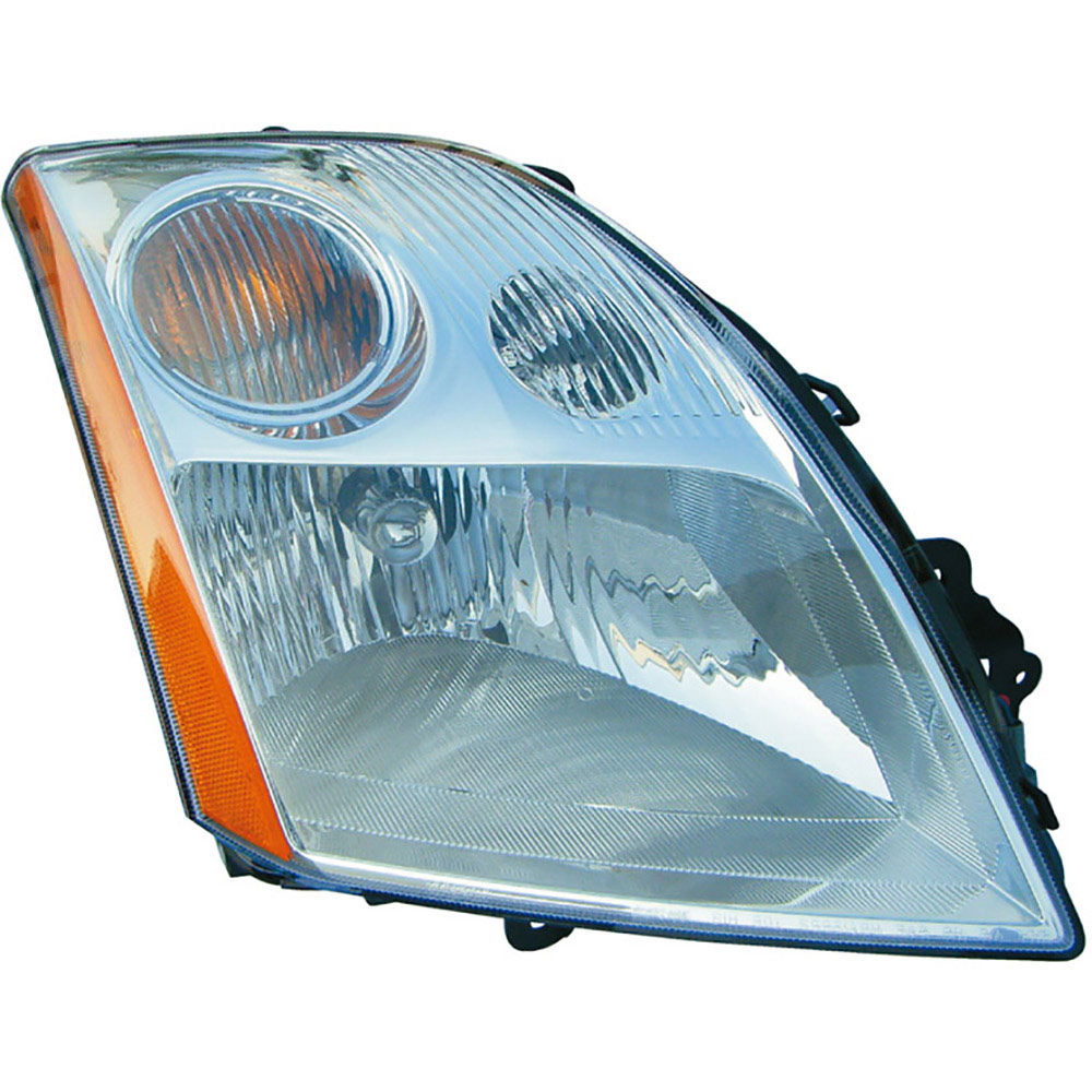 Nissan Sentra                         Headlight AssemblyHeadlight Assembly