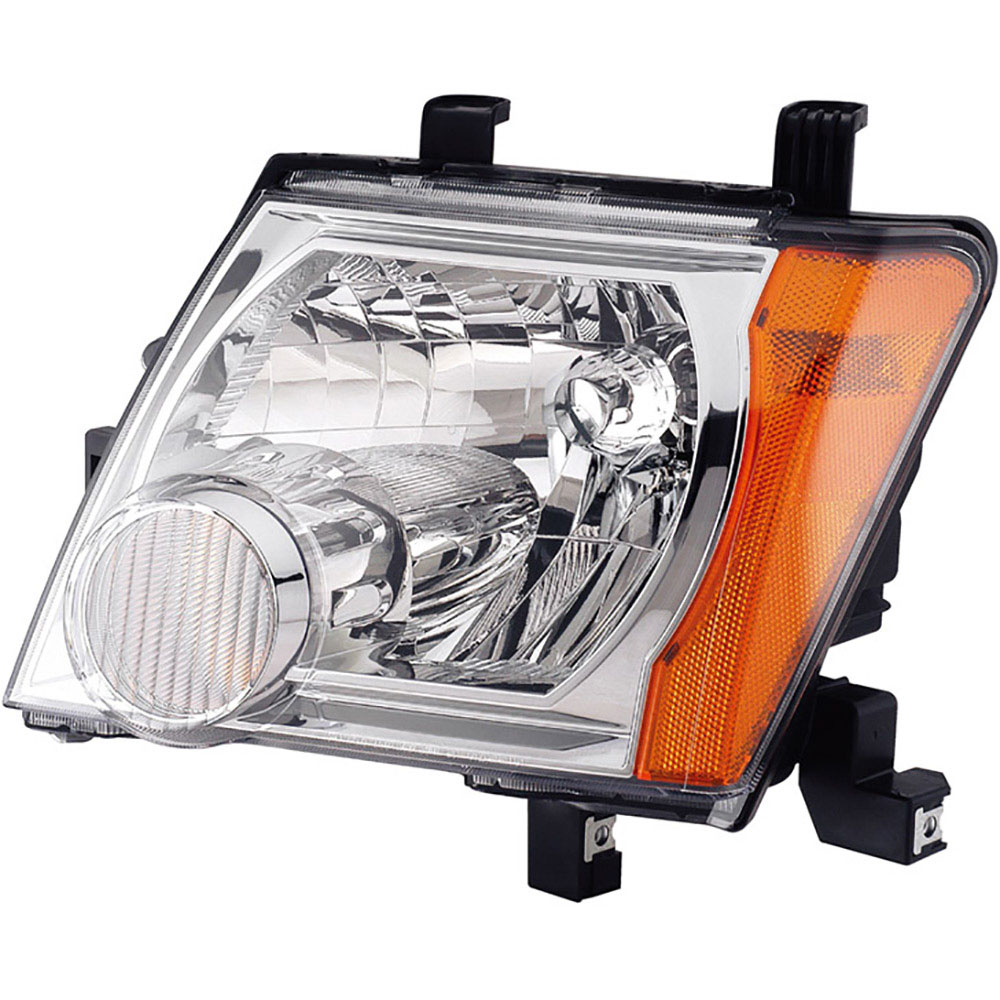 Nissan Xterra                         Headlight AssemblyHeadlight Assembly