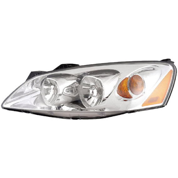 Pontiac G6                             Headlight AssemblyHeadlight Assembly