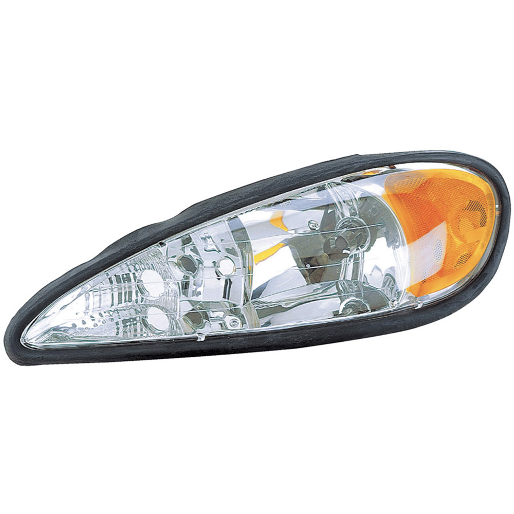 Pontiac Grand AM                       Headlight AssemblyHeadlight Assembly