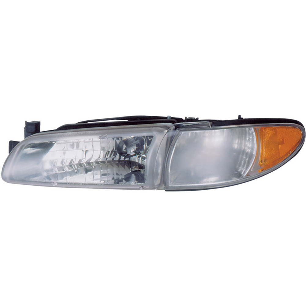 Pontiac Grand Prix                     Headlight AssemblyHeadlight Assembly