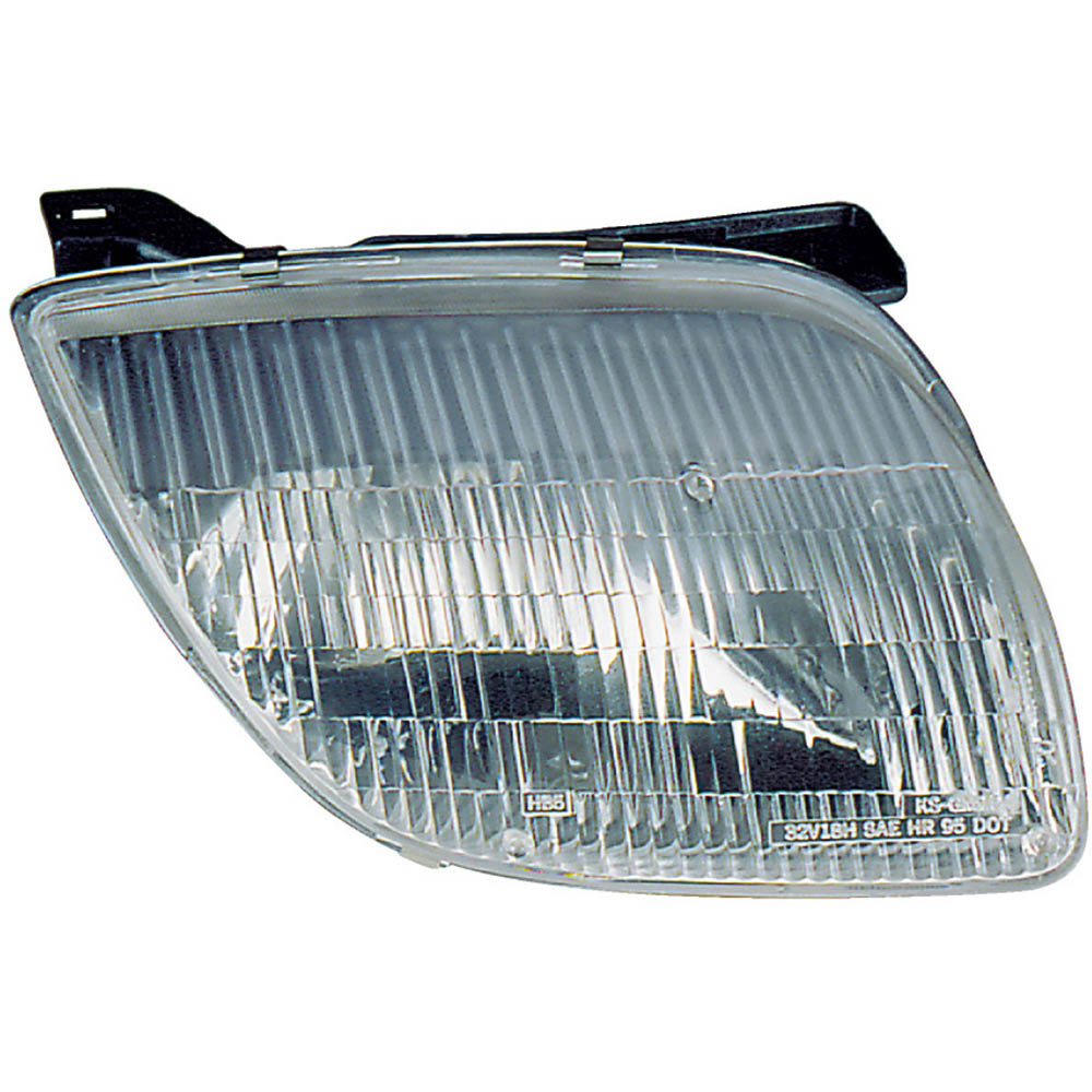 Pontiac Sunfire                        Headlight Assembly