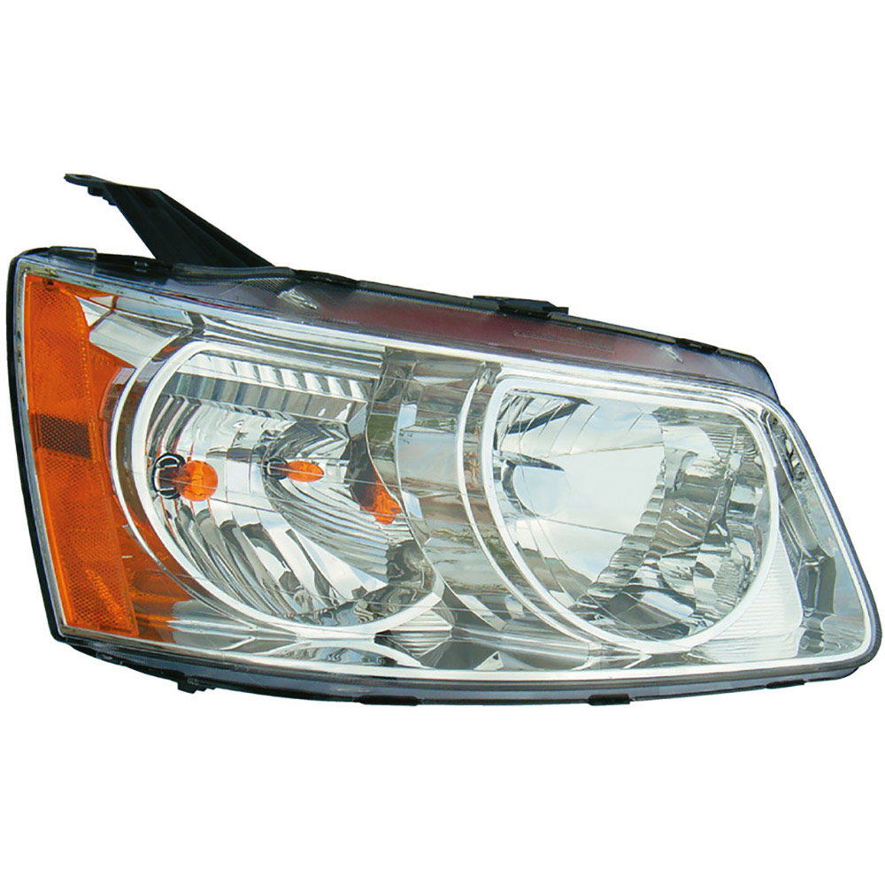 Pontiac Torrent                        Headlight AssemblyHeadlight Assembly