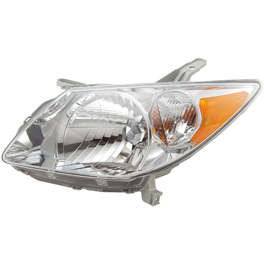 Saturn L-Series                       Headlight AssemblyHeadlight Assembly