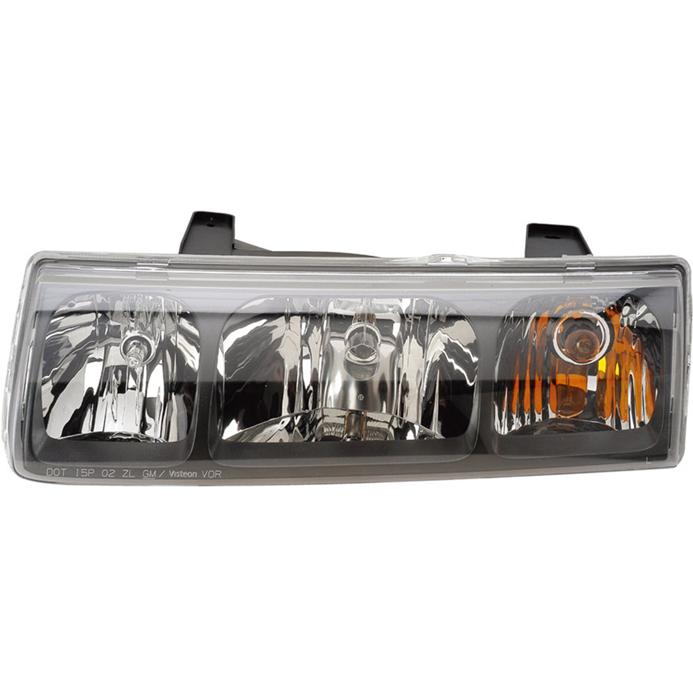 Saturn Vue                            Headlight Assembly