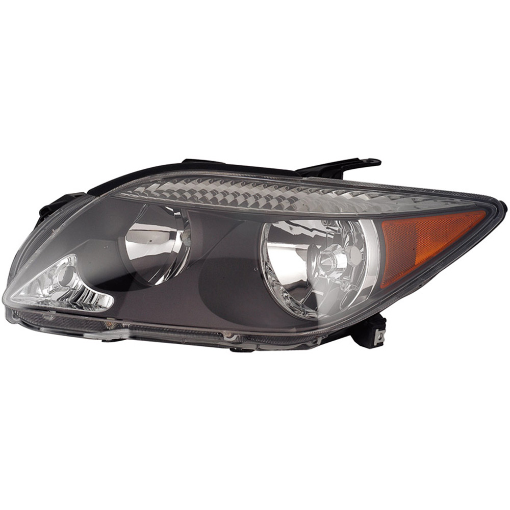 Scion tC                             Headlight Assembly