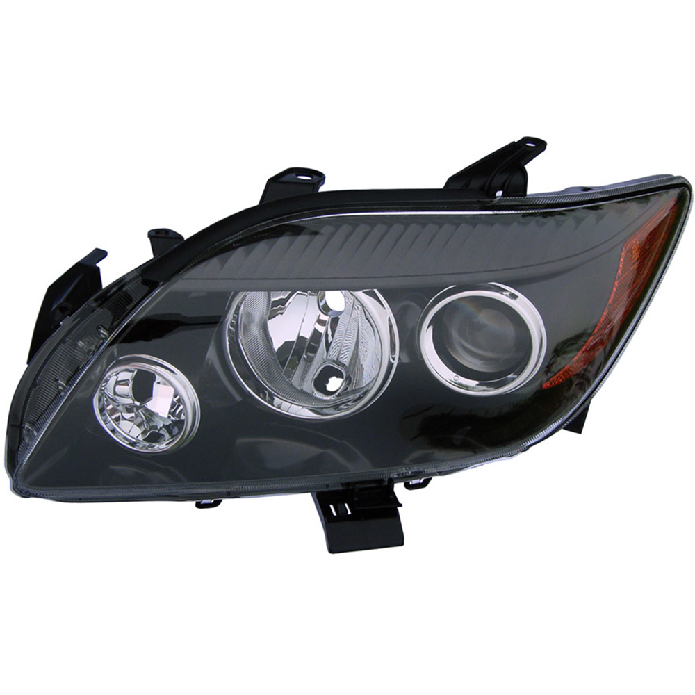 Scion tC                             Headlight AssemblyHeadlight Assembly
