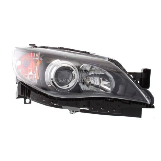 Subaru Impreza                        Headlight AssemblyHeadlight Assembly