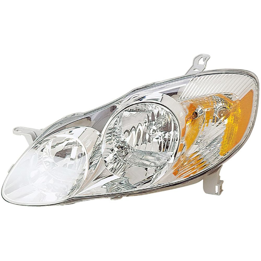 Toyota Corolla                        Headlight AssemblyHeadlight Assembly
