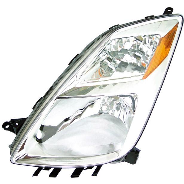 Toyota Prius                          Headlight AssemblyHeadlight Assembly