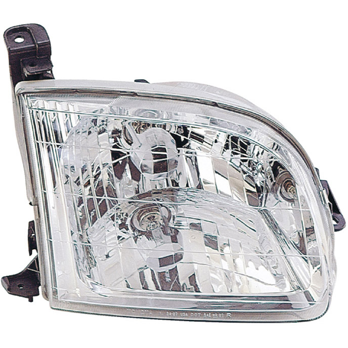 Toyota Tundra                         Headlight AssemblyHeadlight Assembly
