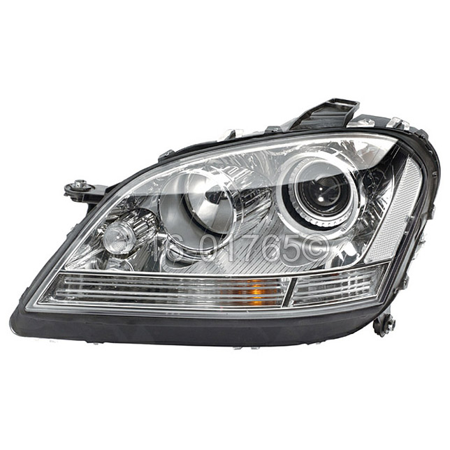 Mercedes_Benz ML550                          Headlight AssemblyHeadlight Assembly