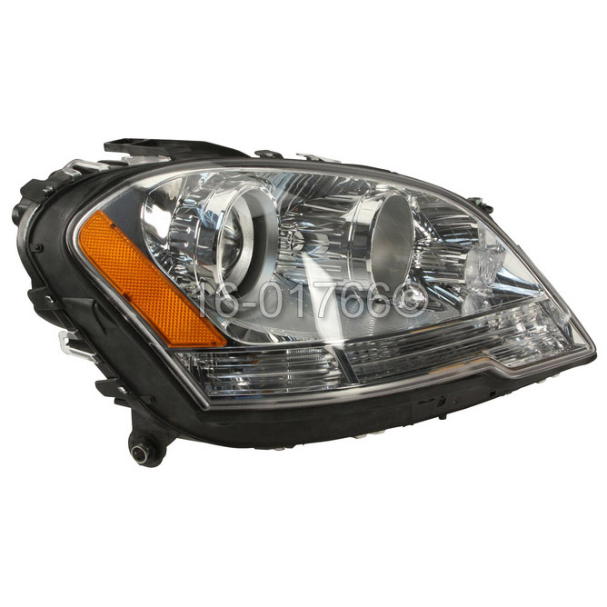 Mercedes_Benz ML350                          Headlight AssemblyHeadlight Assembly