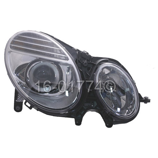 Mercedes_Benz E550                           Headlight AssemblyHeadlight Assembly