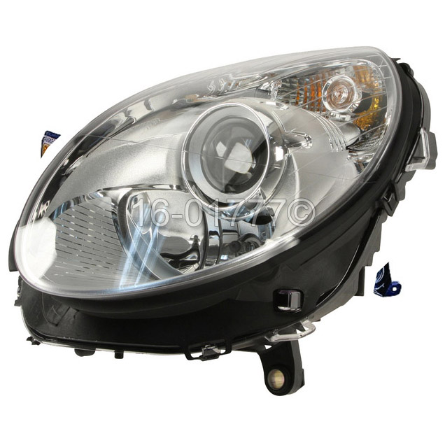 Mercedes_Benz R500                           Headlight AssemblyHeadlight Assembly