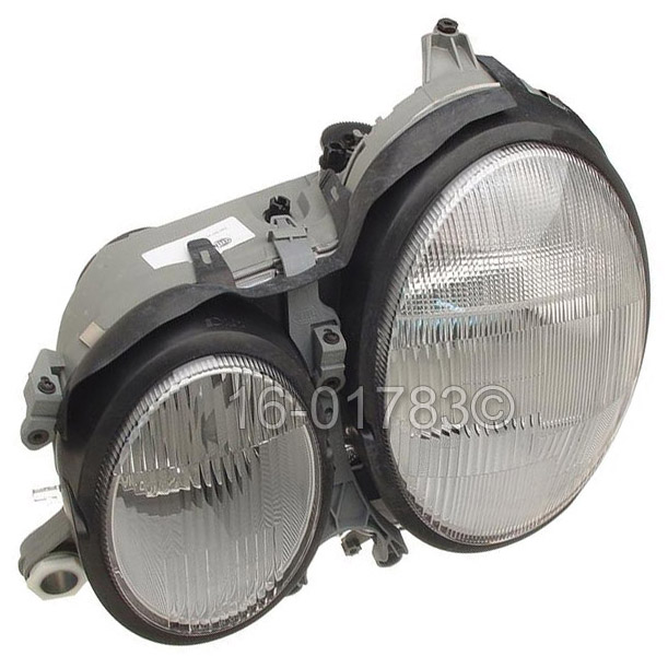 Mercedes_Benz E430                           Headlight Assembly