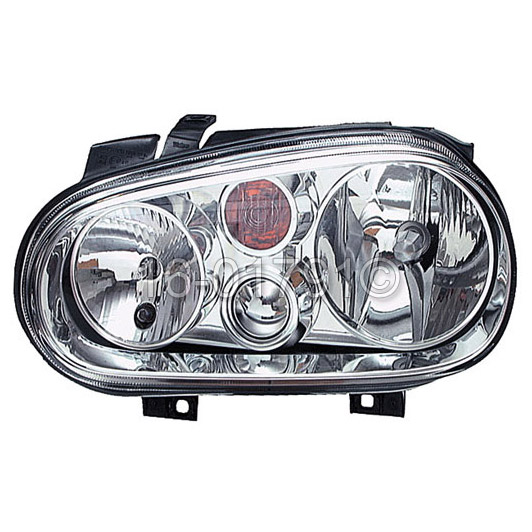 VW Golf                           Headlight AssemblyHeadlight Assembly