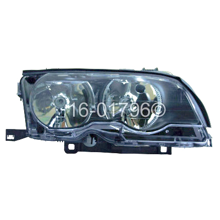BMW 325                            Headlight AssemblyHeadlight Assembly