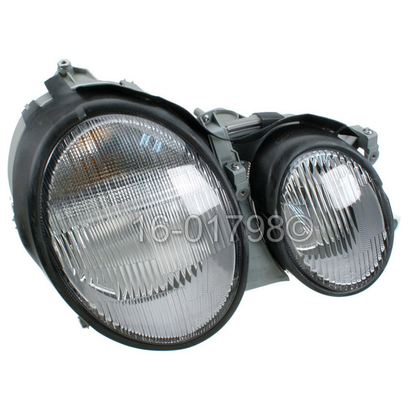 Mercedes_Benz CLK55 AMG                      Headlight AssemblyHeadlight Assembly