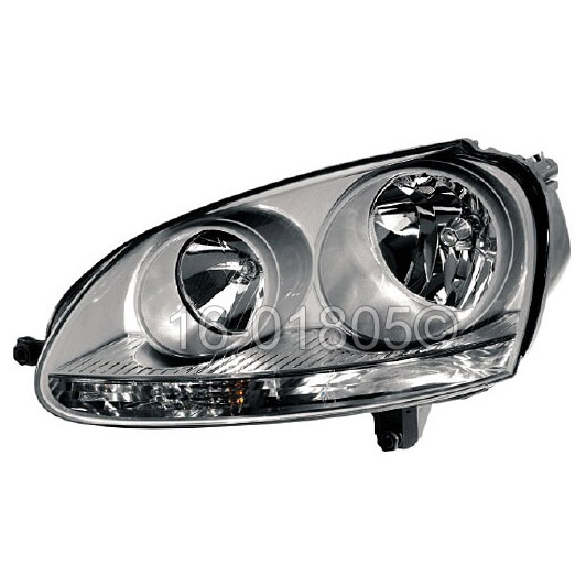 VW GTI                            Headlight AssemblyHeadlight Assembly