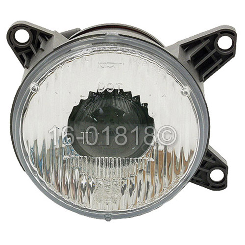 BMW 535                            Headlight AssemblyHeadlight Assembly