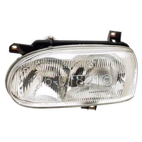 VW Cabriolet                      Headlight AssemblyHeadlight Assembly