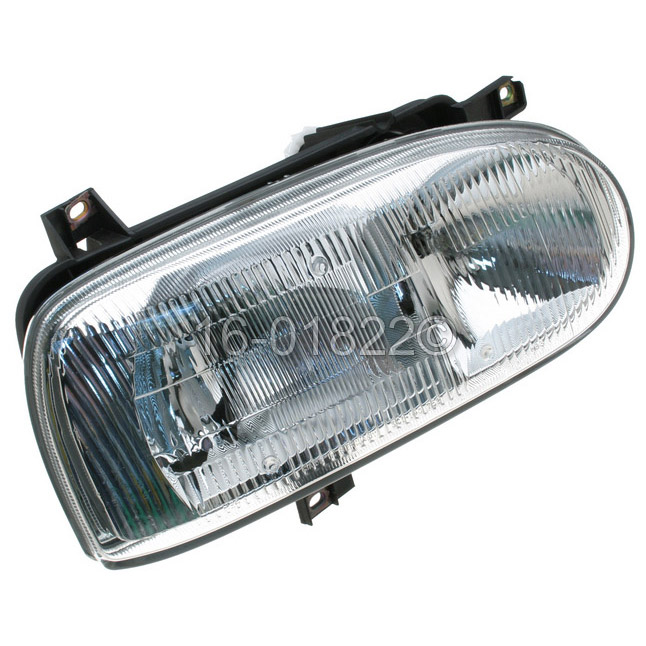 Volkswagen Cabriolet                      Headlight AssemblyHeadlight Assembly