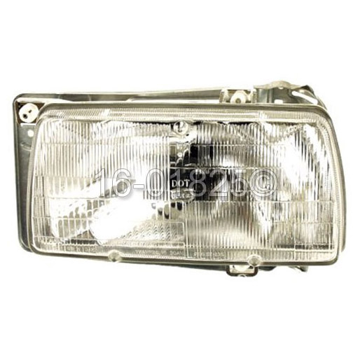 Volkswagen Golf                           Headlight AssemblyHeadlight Assembly