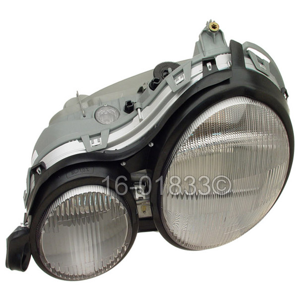 Mercedes_Benz E420                           Headlight AssemblyHeadlight Assembly