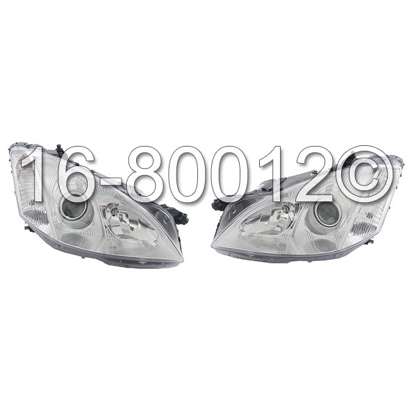 Mercedes_Benz S65 AMG                        Headlight Assembly PairHeadlight Assembly Pair