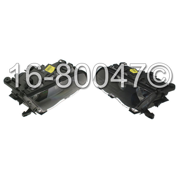 BMW 323i                           Headlight Assembly PairHeadlight Assembly Pair