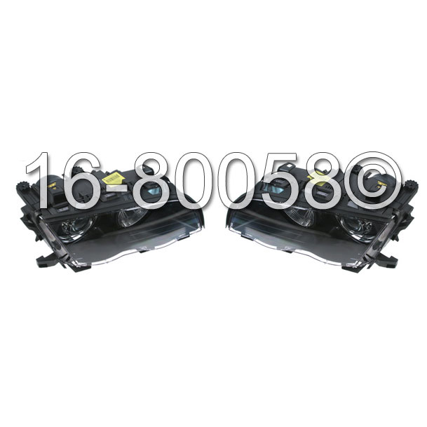 BMW 320i                           Headlight SetHeadlight Set