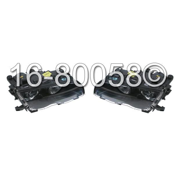 BMW 320i                           Headlight Assembly PairHeadlight Assembly Pair