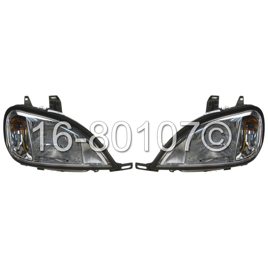 Mercedes_Benz ML430                          Headlight Assembly Pair