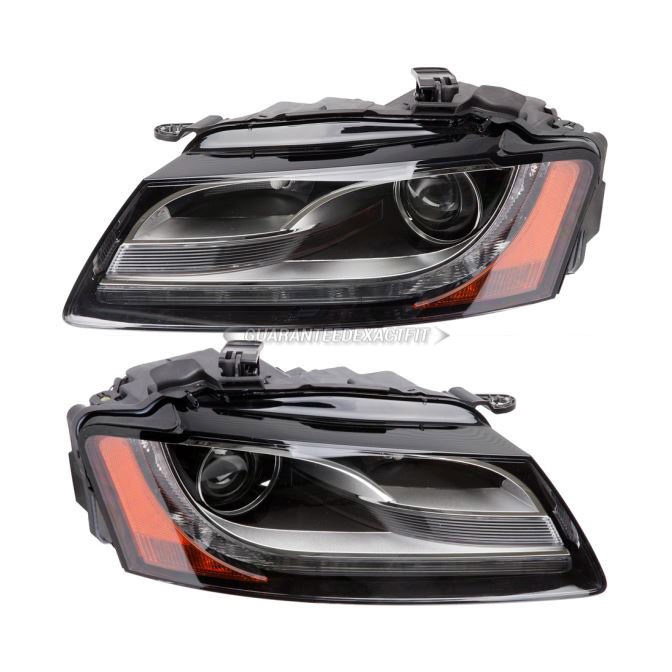 Audi S5                             Headlight Assembly PairHeadlight Assembly Pair