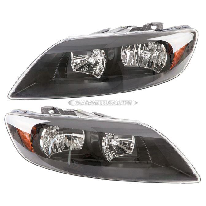 Audi Q7                             Headlight Assembly PairHeadlight Assembly Pair