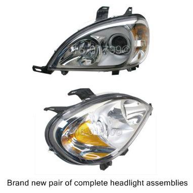 Mercedes_Benz ML350                          Headlight Assembly Pair