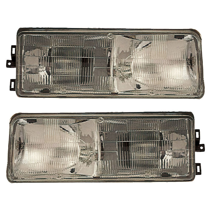 Buick Century                        Headlight Assembly PairHeadlight Assembly Pair