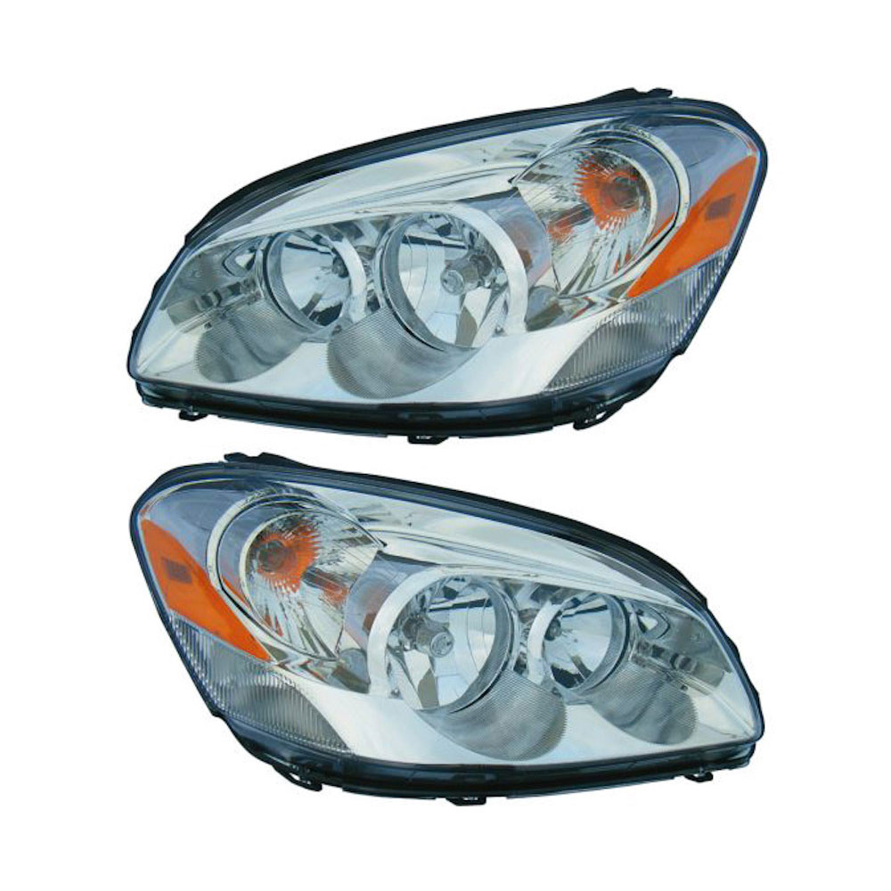 Buick Lucerne                        Headlight Assembly PairHeadlight Assembly Pair