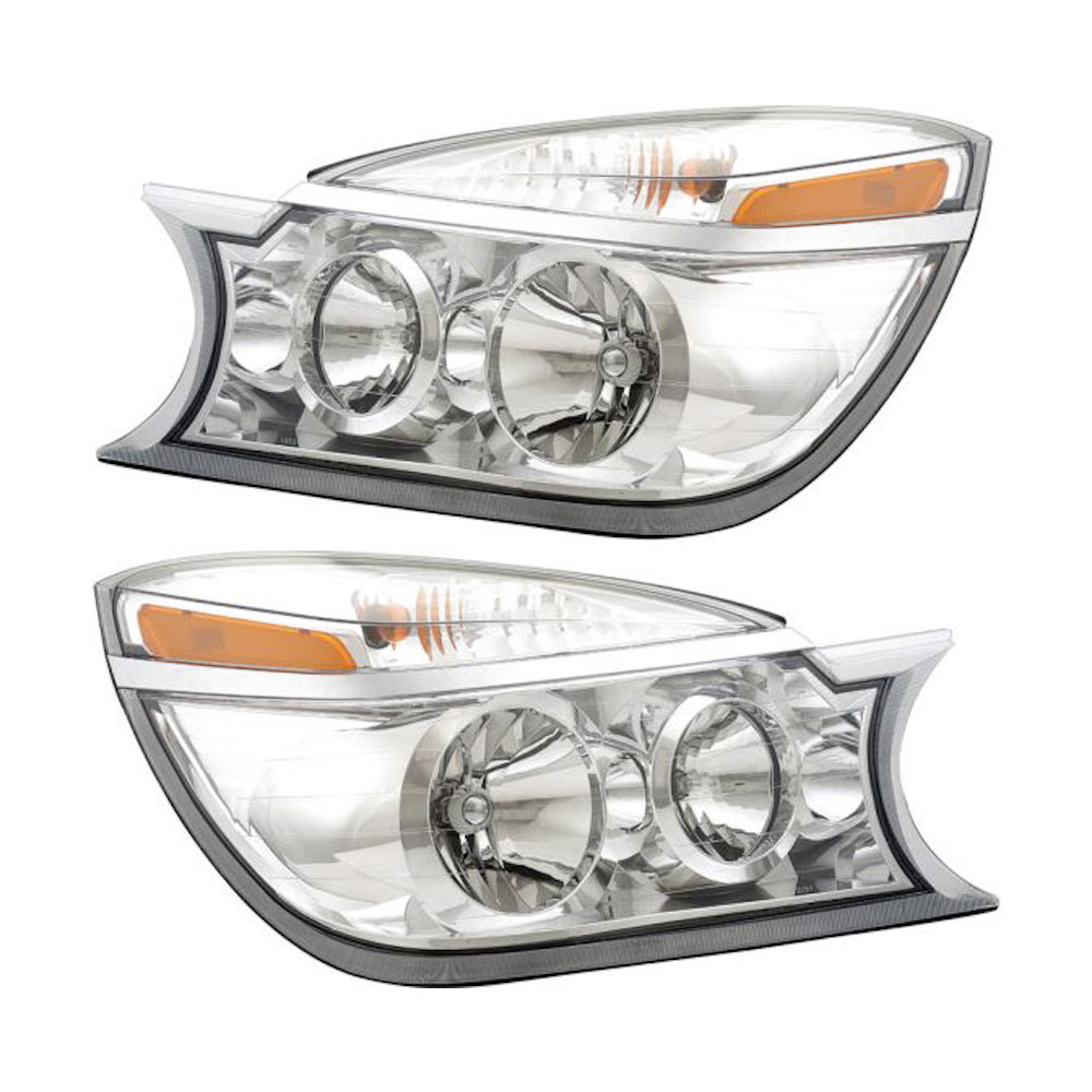 Buick Rendezvous                     Headlight Assembly PairHeadlight Assembly Pair