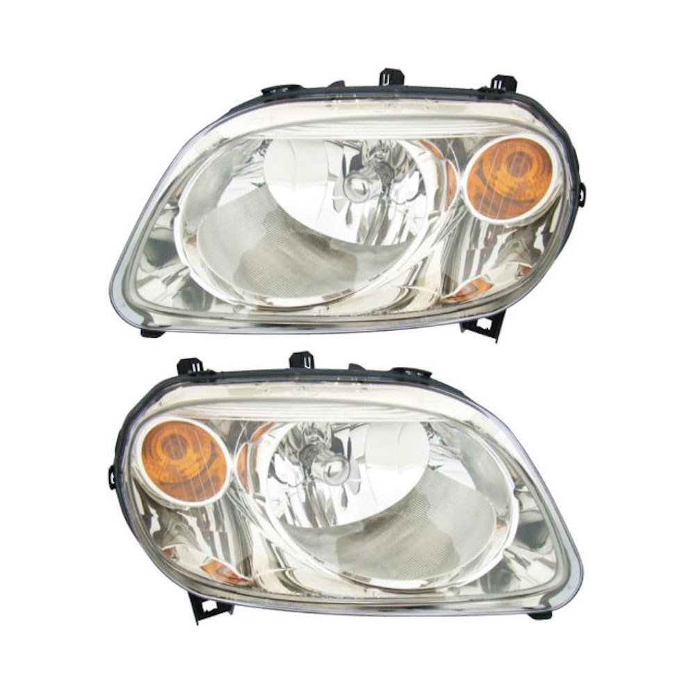 Chevrolet HHR                            Headlight Assembly Pair