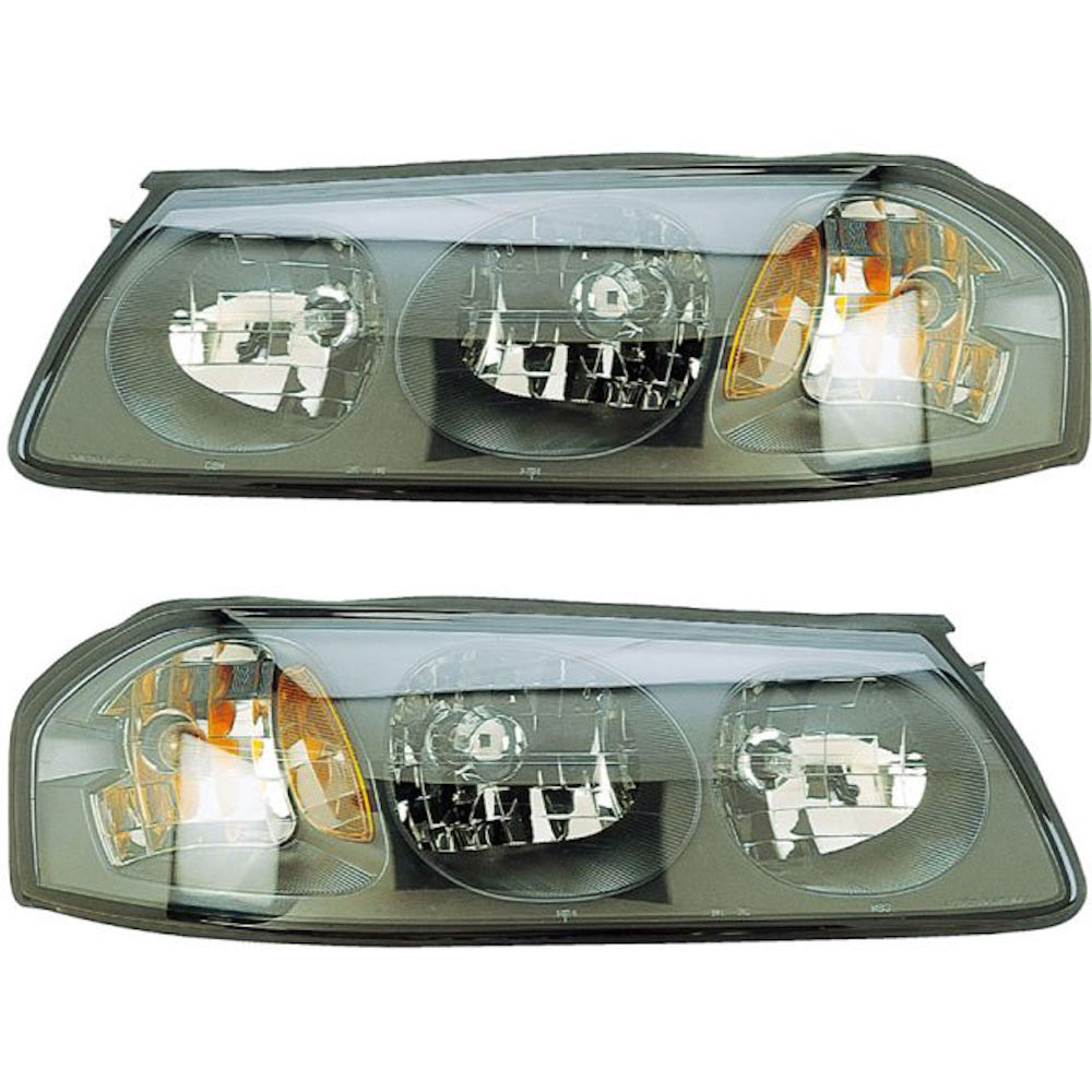 Chevrolet Impala                         Headlight Assembly PairHeadlight Assembly Pair