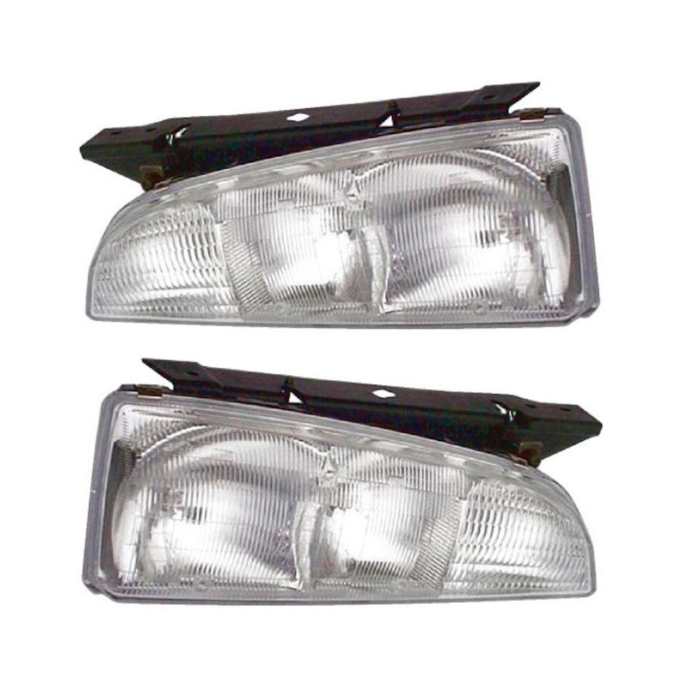 Chevrolet Lumina APV - Minivan           Headlight Assembly PairHeadlight Assembly Pair