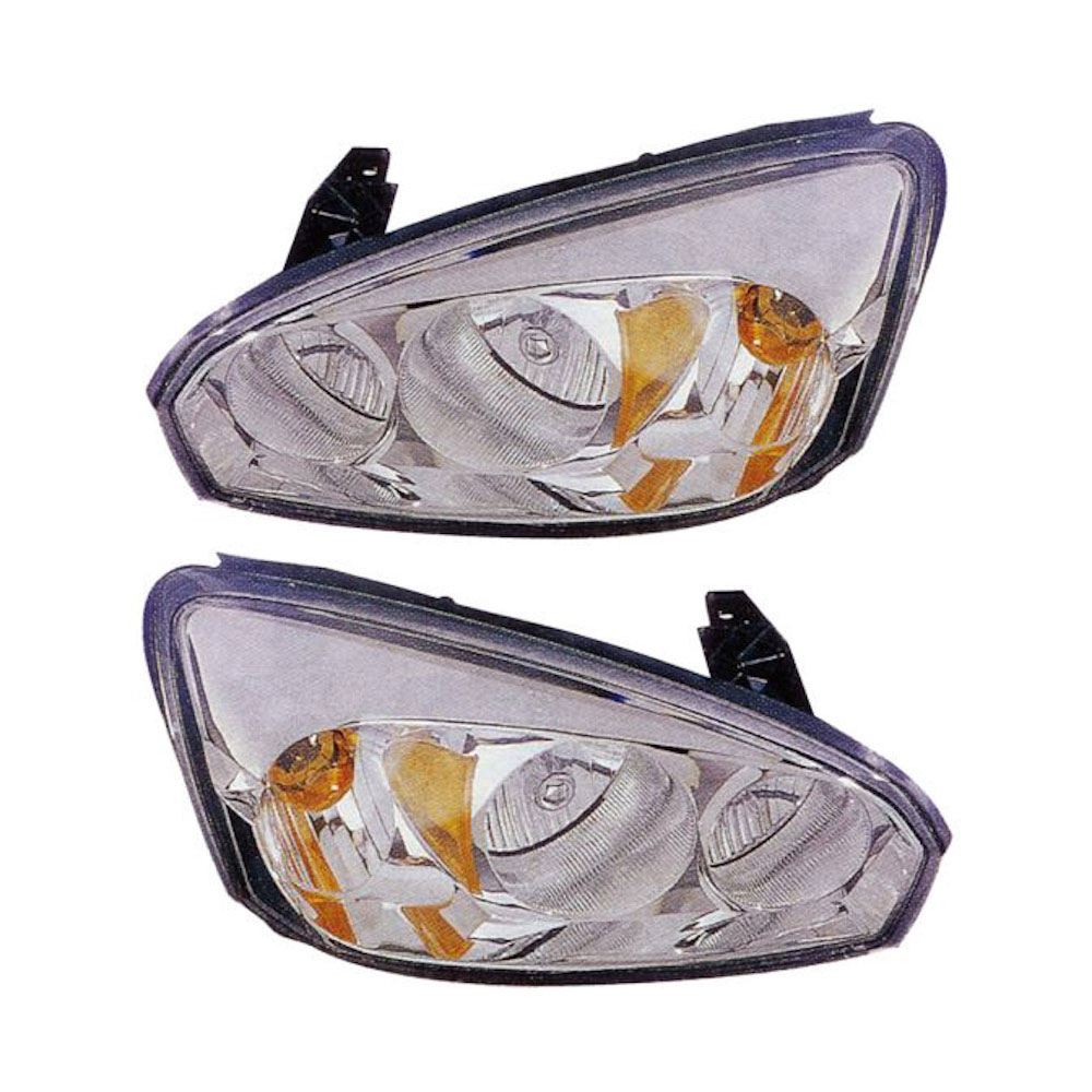 Chevrolet Malibu                         Headlight Assembly PairHeadlight Assembly Pair