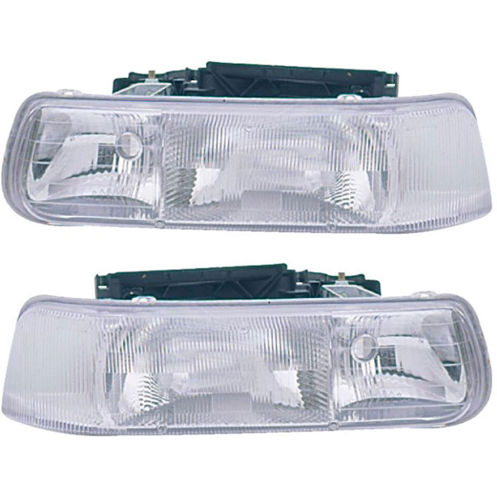Chevrolet Tahoe                          Headlight Assembly PairHeadlight Assembly Pair