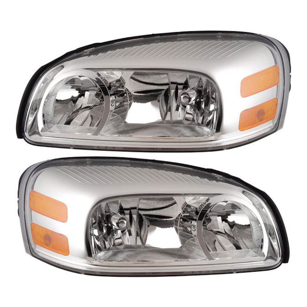 Chevrolet Uplander                       Headlight Assembly Pair