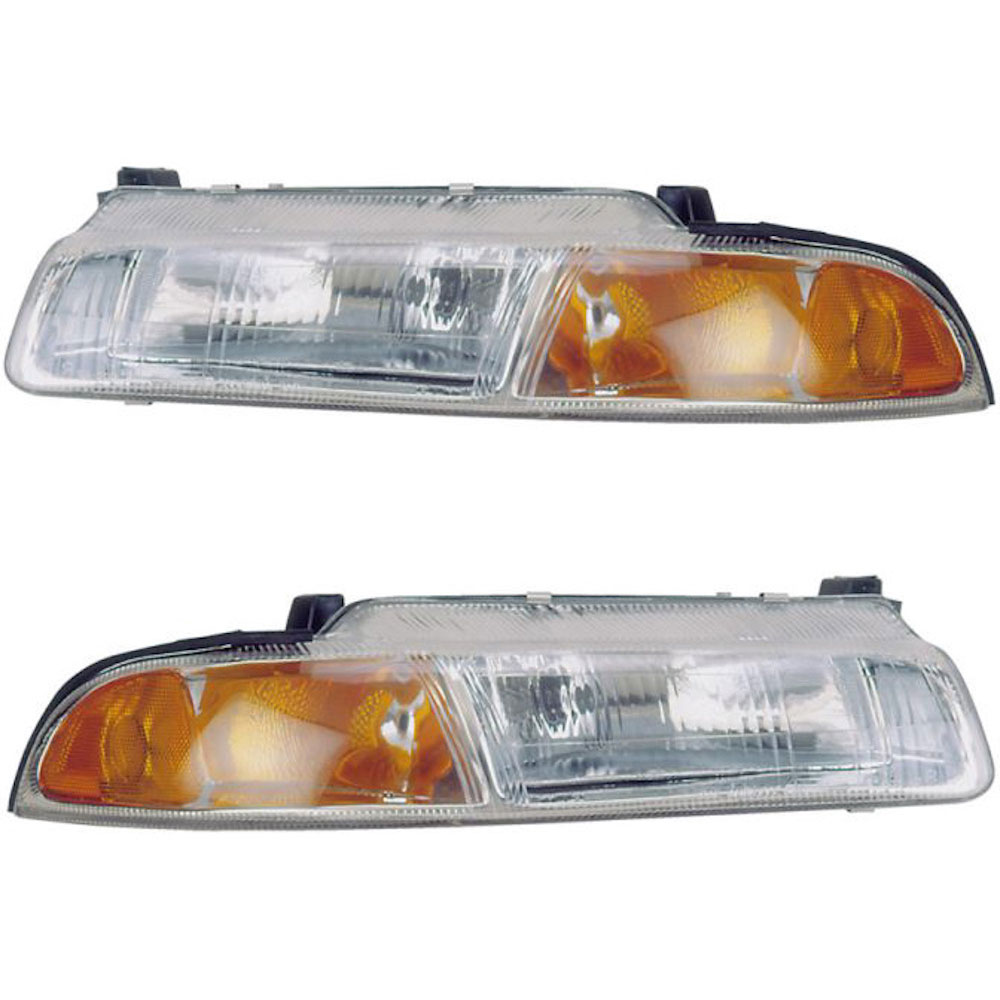 Plymouth Breeze                         Headlight Assembly PairHeadlight Assembly Pair