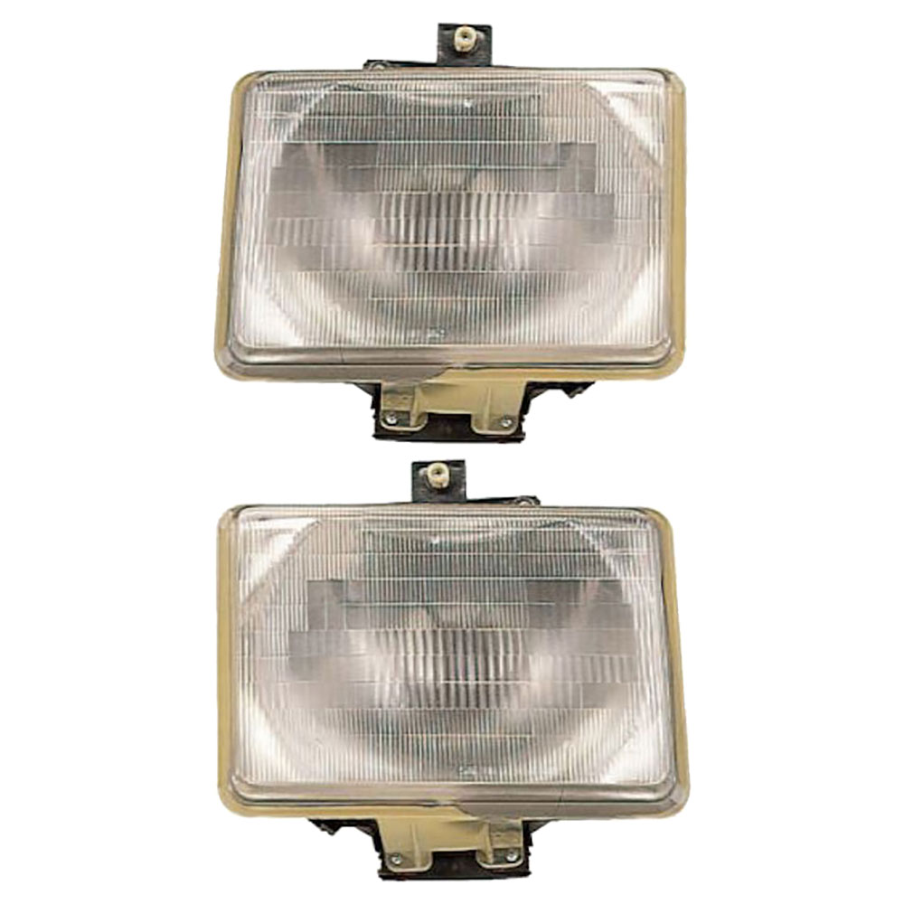 Ford Aerostar                       Headlight Assembly PairHeadlight Assembly Pair
